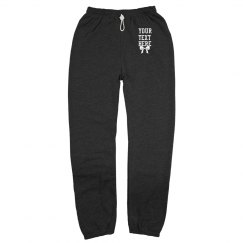 Personalized Cheer Girl Sweats