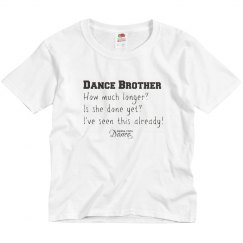 Bored Dance Brother