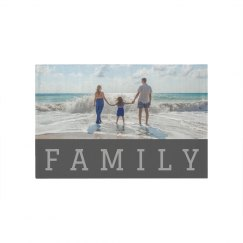 Custom Photo Family Gift