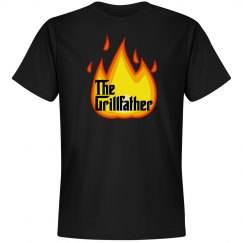 The Grillfather fire emoji