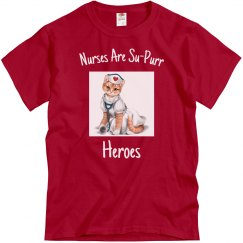 Nurses are super