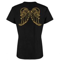 Angel Wings Back Design