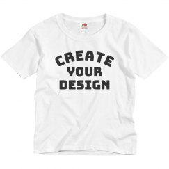 Create Custom Youth Tees