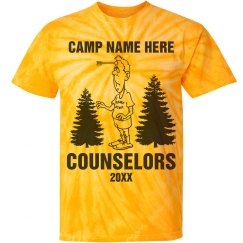 Counselor of Summer Camp