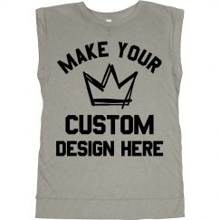 Customizable Fashion Tops