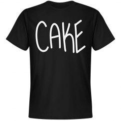 CAKE Mens T-shirt