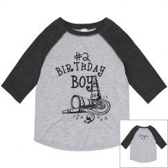 Ethan's 2nd birthday