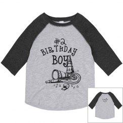 Louis's 2nd birthday