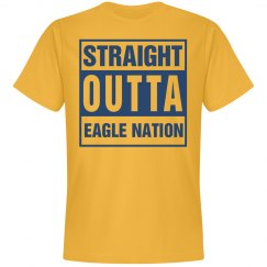 Straight outta Eagle Nation