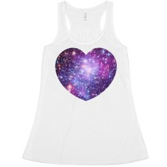 Big Galaxy Heart
