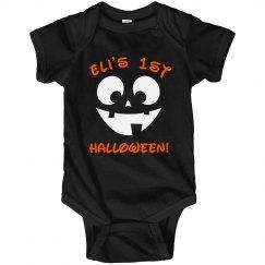 Eli's First Halloween!