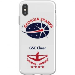 Georgia Sparks iPhone XS Max Flexi Case