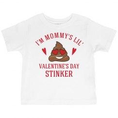 Custom Mommy's Valentine's Stinker
