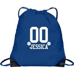 Volleyball Custom Bag