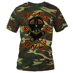 Locals Only Camo
