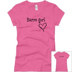 Jr. Barre Girl