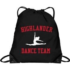 Highlander Drawstring Bag