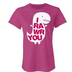 I Rawr You Dino