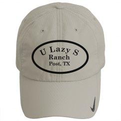 U Lazy S Nike Golf Sphere Dry Hat