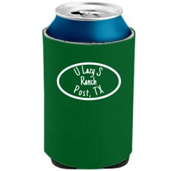 U Lazy S Official Koozie Can Cooler
