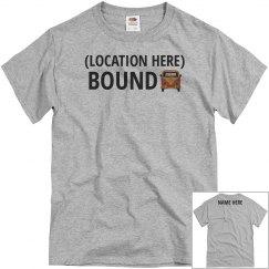 Custom Vacation Location Bound