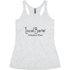 Classic Tank (West)- Heather White