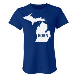 Born in Michigan Custom