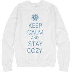 Keep Calm Stay Cozy
