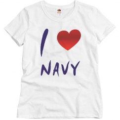 I love Navy