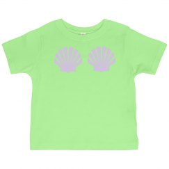 Toddler Mermaid T-shirt