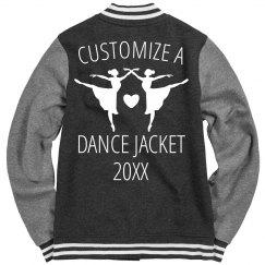 Custom Dance Ballerina Jacket