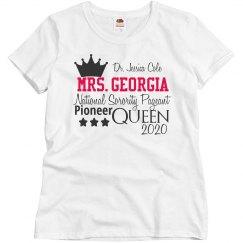 Mrs GA NSP