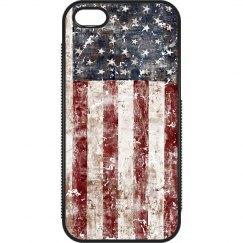 iphone 5 flag case