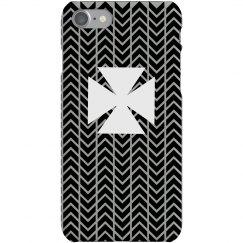 Custom Cross iPhone Case