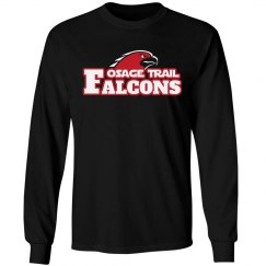 OT Falcons long black