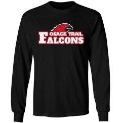 OT Falcons long black