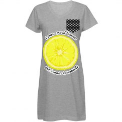 Trendy Lemonade CoverUp Dress