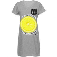 Fun Lemonade Cover-Up Sundress