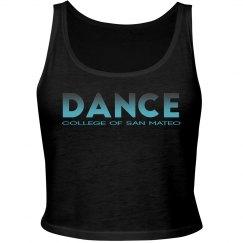 CSM Dance Crop Top - Teal