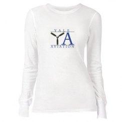 YA long-sleeved T