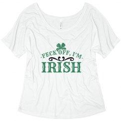 Feck Off, I'm Irish