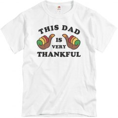 This Dad Is Thankful