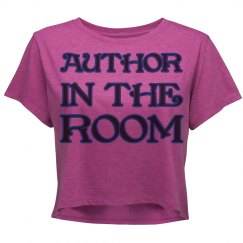 AUTHOR IN THE ROOM