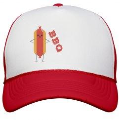 BBQ Peak Cap