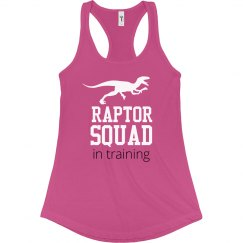 Raptor Squad In Training