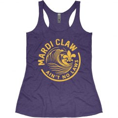 Mardi Gras Group Drinking Tanks