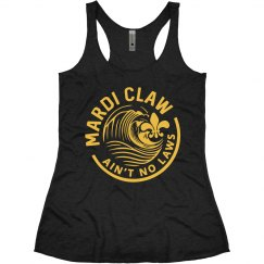 Mardi Gras Bar Crawl Group Tanks