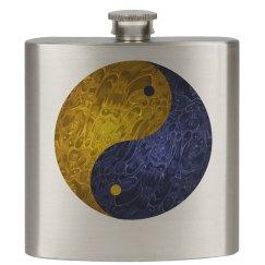 Blue Yellow Demon Yin Yan
