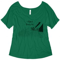I Support Pulling Out - Women - Flowy Slouchy Tee