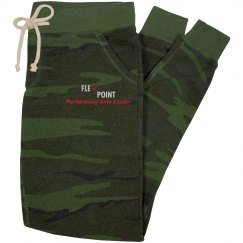 Flex Point Camo Sweatpants